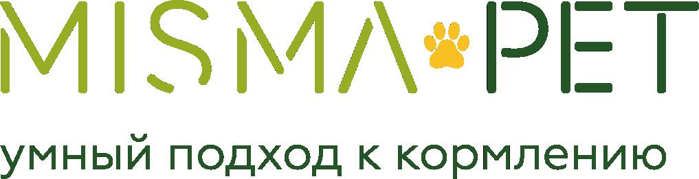 Логотип Мисма ПЕТ новый